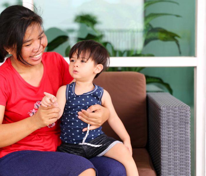Expat nanny hire jakarta