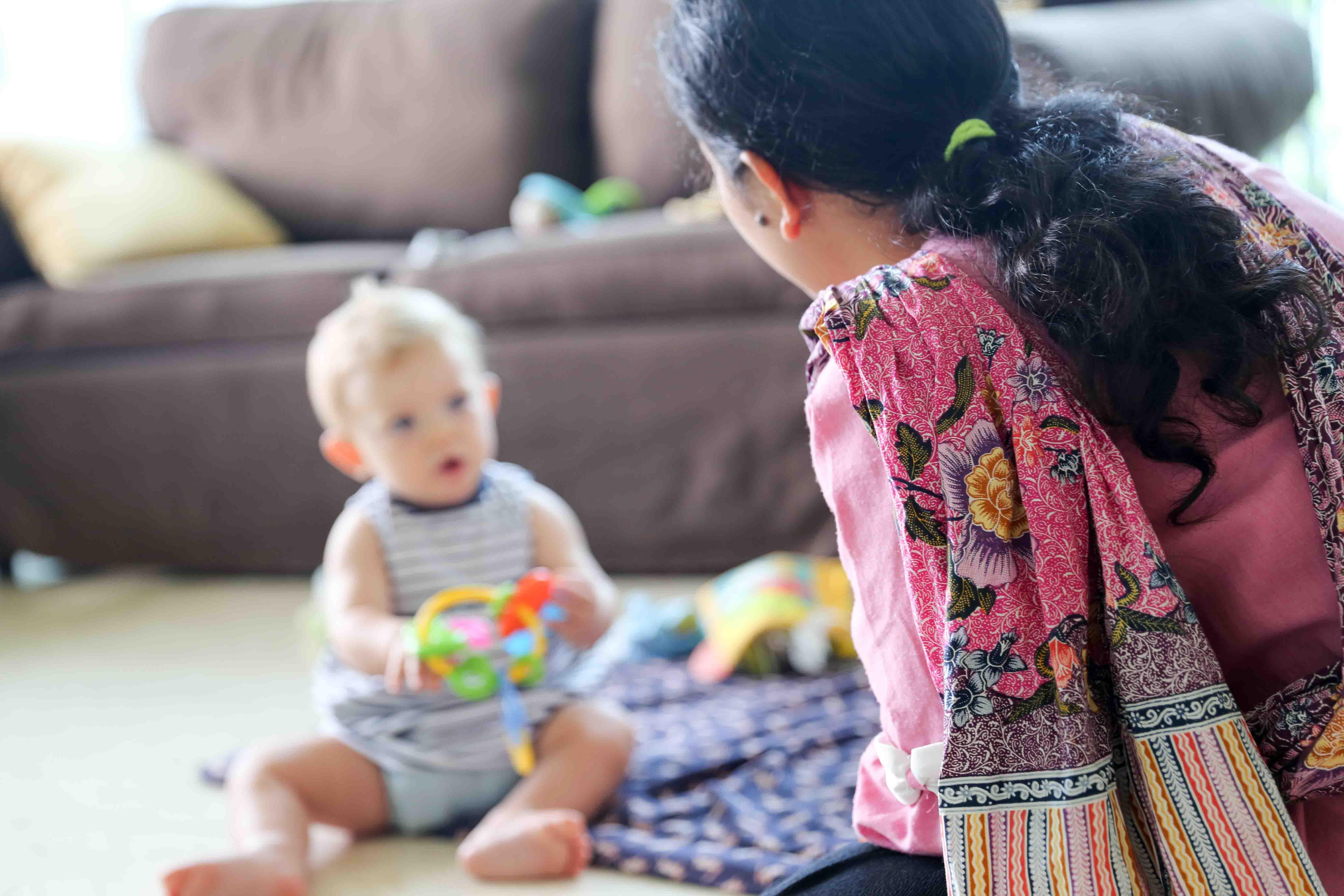 Hire Expat Nanny Jakarta Kasicare